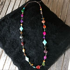 ✨Colorful Assorted Bead Necklace